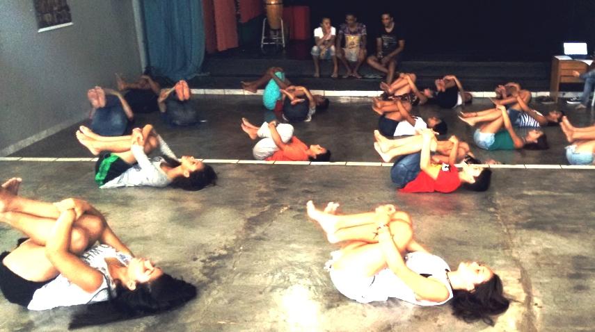 Fundação Aperam Acesita - Em Capelinha,  o Edital de Projetos popularizou e ofereceu aos moradores mais uma opção de entretenimento com o grupo Animar't.