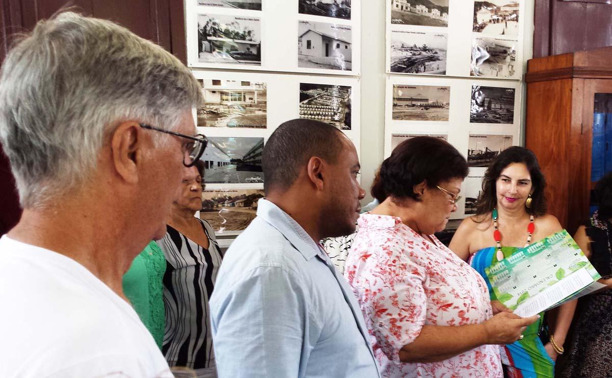 O projeto Estação Saudade volta a homenagear os pioneiros na Estação Memória Zeza Couto