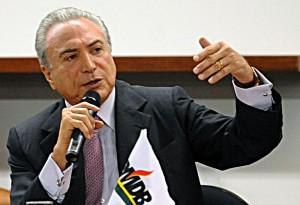 Michel Temer [PMDB].  Foto de Wilson Dias/Agência Brasil