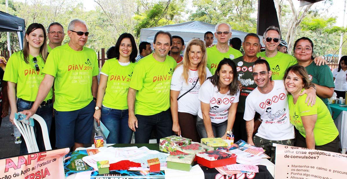 Equipe da Fiemg apoiará a Campanha do Lacre Solidário no Dia V (Foto: Marilélia Ezequiel)