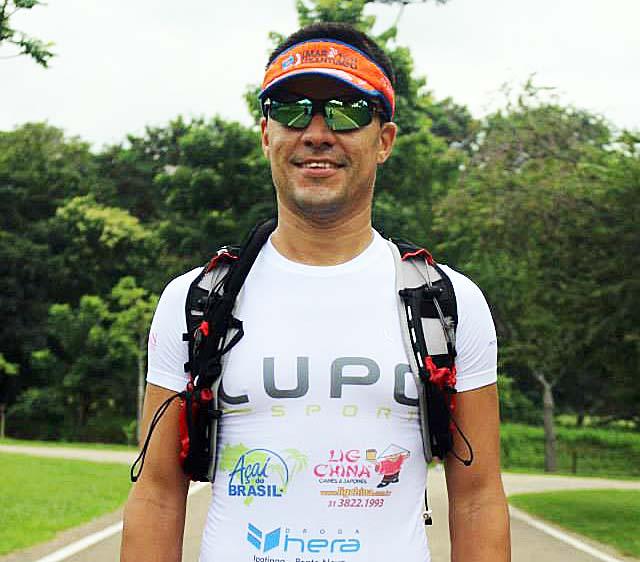 Fabiano enfrenta neste sábado os 50 km do Endurance Xterra, em Tiradentes