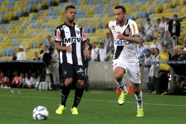 Uma vitória importante para o Galo e desesperadora para o Vasco. Foto: Daniel Augusto Jr./Vasco.com.br