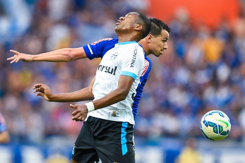 No Mineirão, um jogo 'pegado', e por isso Cruzeiro e Grêmio não saíram do zero. Foto: Site Oficial do Cruzeiro.