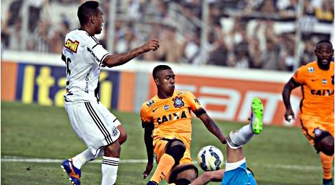 Ponte e Corinthians protagonizaram um bom jogo, mas o time interiorano mereceu a vitória. Empate não foi justo. Foto: Site Oficial CBF