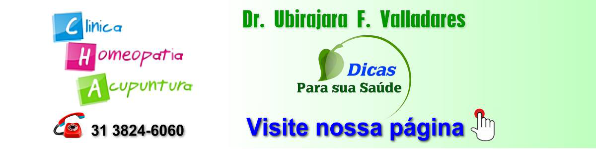Dr Ubirajara Valladares